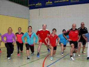 Fitness für Frauen und Männer über 30
