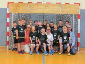 10 Jahre Handballabteilung TV St. Wendel!