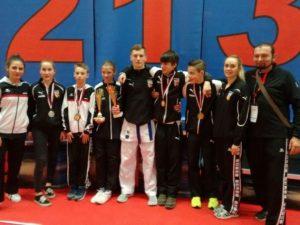 Top Erfolge beim 11. internationalen Ww Cup in Puderbach für Karate St. Wendel
