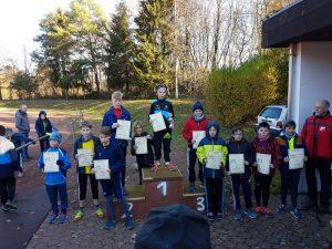 St. Wendeler Läufer beim 26. Crosslauf in Elm erfolgreich