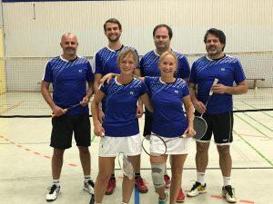 Gelungener Saisonstart der zweiten Mannschaft des TV St. Wendel