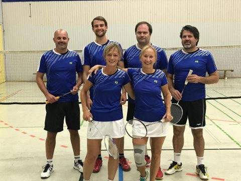 TV Badminton 2.Mannschaft