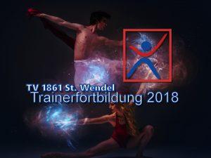 Trainerfortbildung 2018