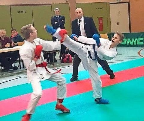 Karate St. Wendel dominiert Saarlandmeisterschaft