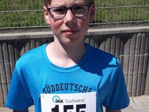 Zehn Siege beim Schülermeeting in Ottweiler