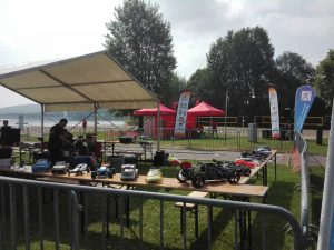 Sport- und Erlebnistag am Bostalsee. Bericht der Sparte RC Cars / Modellbau
