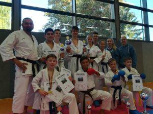 Erfolgreiche Saarlandmeisterschaft im Karate für den TV. St. Wendel