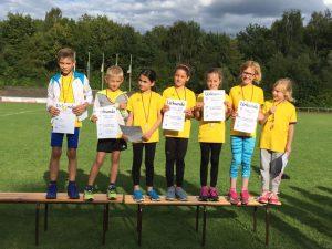 Zweiter KiLa-Wettbewerb der Saison 2018 in St. Wendel