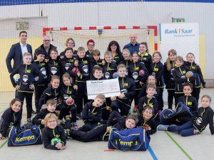 Handball – Trainingsausrüstung für den Nachwuchs