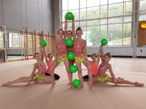 +++ Pressemeldung-Rhythmische Sportgymnastik- DTB-Talentsichtung in Dahn