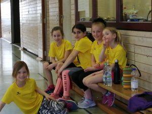 Solider Einstieg in die Kinderleichtathletik Saison 2019
