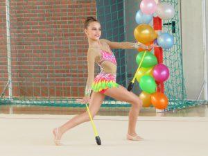 +++ Pressemeldung-Rhythmische Sportgymnastik- Deutsche Juniorinnenmeisterschaft 11/12 Jahre in Bremen