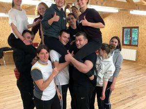 Bilder Trainerfortbildung 2019