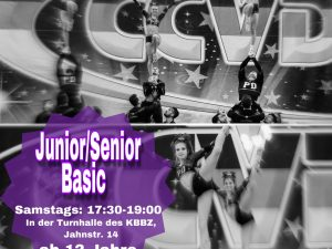 Junior/Senior Basic Training ab 12 Jahren