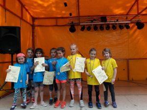 Kinderleichtathletik Teamwettbewerbe im Juni 2019