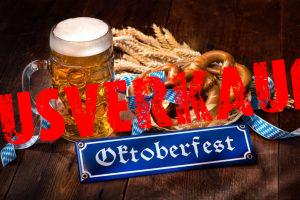 Freitag 25.10.2019 – Oktoberfest