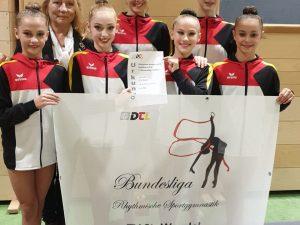 Saarländerinnen überraschen bei Bundesligaqualifikation der RSG