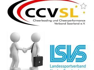 Aufnahme des CCVSL in den LSVS