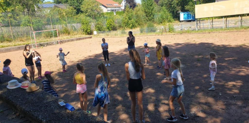Showtanz - Sommerfest