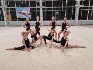 Saarländische Gymnastinnen motivieren sich durch Onlinewettkämpfe