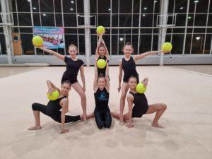 Juniorengruppe des TV St.Wendel